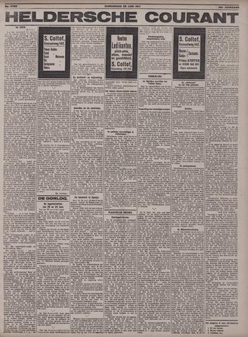 Heldersche Courant 1917-06-28