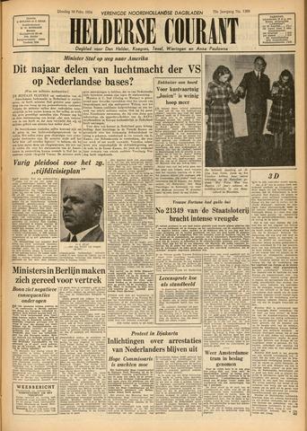 Heldersche Courant 1954-02-16
