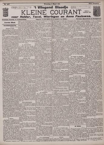 Vliegend blaadje : nieuws- en advertentiebode voor Den Helder 1912-03-06