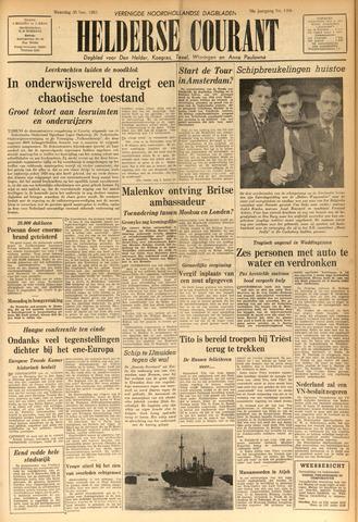 Heldersche Courant 1953-11-30