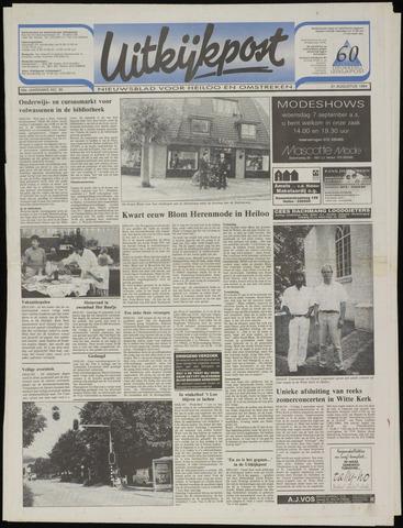 Uitkijkpost : nieuwsblad voor Heiloo e.o. 1994-08-31