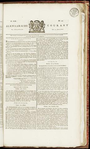 Alkmaarsche Courant 1826-03-13