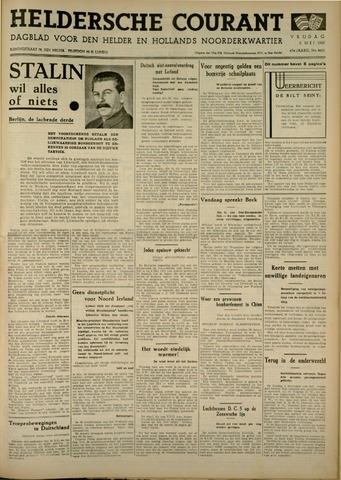 Heldersche Courant 1939-05-05