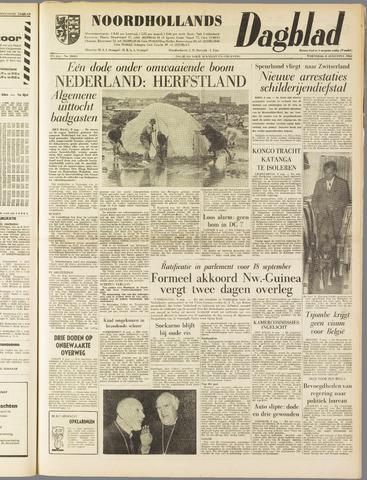 Noordhollands Dagblad : dagblad voor Alkmaar en omgeving 1962-08-08