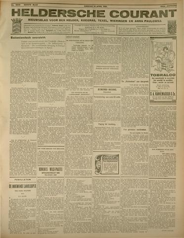 Heldersche Courant 1931-04-14