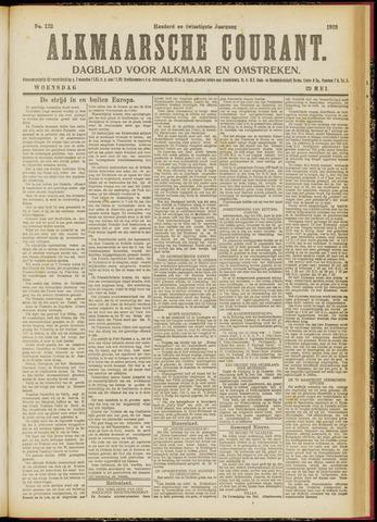 Alkmaarsche Courant 1918-05-29