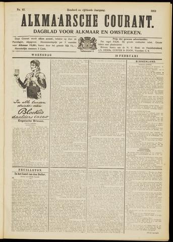 Alkmaarsche Courant 1913-02-19