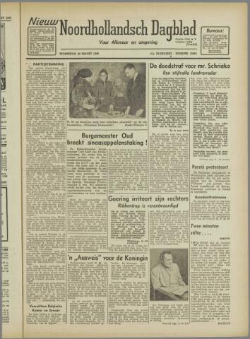 Nieuw Noordhollandsch Dagblad : voor Alkmaar en omgeving 1946-03-20