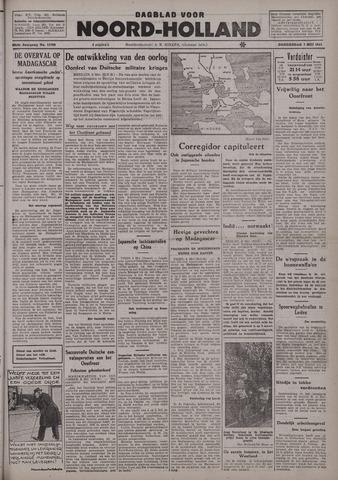 Dagblad Noord-Holland, Schager editie 1942-05-07