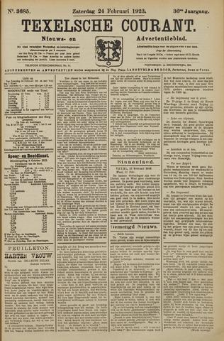 Texelsche Courant 1923-02-24