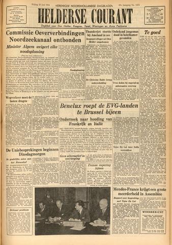 Heldersche Courant 1954-06-25