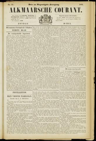 Alkmaarsche Courant 1891-05-10