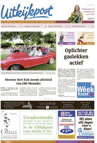 Uitkijkpost : nieuwsblad voor Heiloo e.o. 2011-07-27