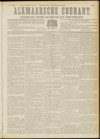 Alkmaarsche Courant 1919-10-18