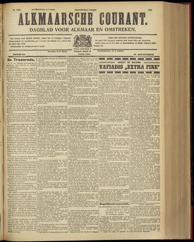 Alkmaarsche Courant 1928-09-18