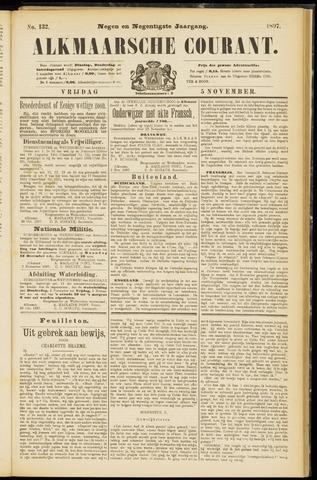 Alkmaarsche Courant 1897-11-05
