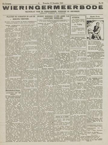 Wieringermeerbode 1943-12-22