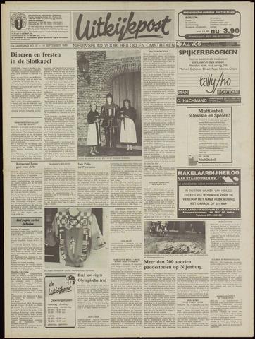Uitkijkpost : nieuwsblad voor Heiloo e.o. 1988-09-14