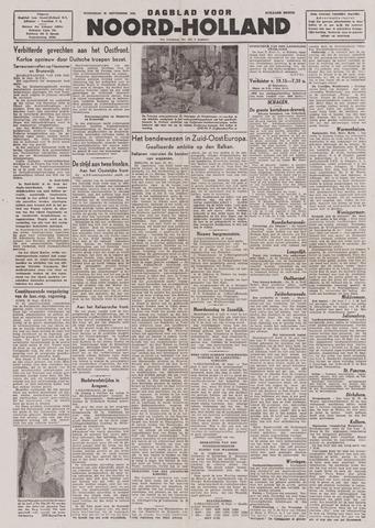 Dagblad Noord-Holland, Schager editie 1943-09-29