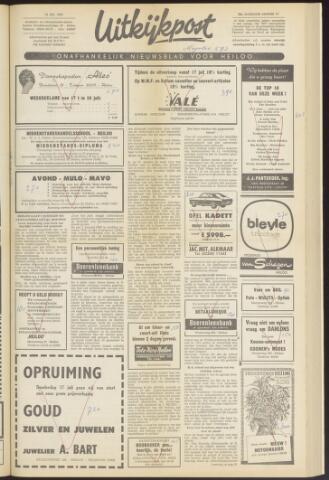 Uitkijkpost : nieuwsblad voor Heiloo e.o. 1969-07-16