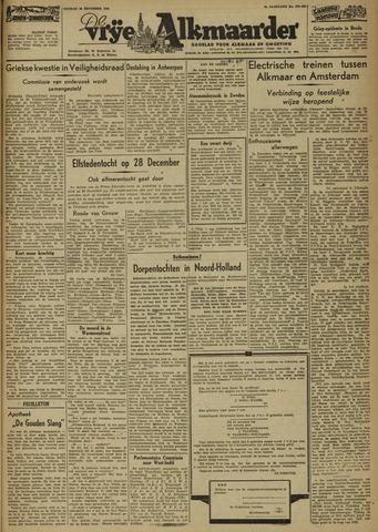De Vrije Alkmaarder 1946-12-20
