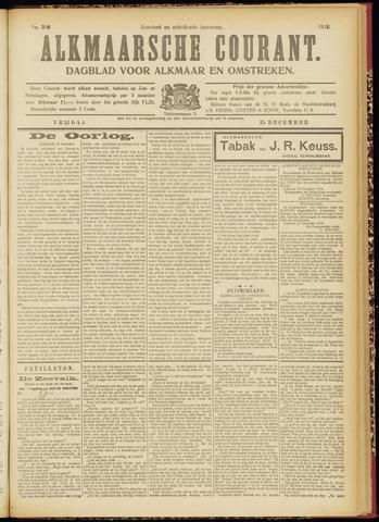 Alkmaarsche Courant 1916-12-15