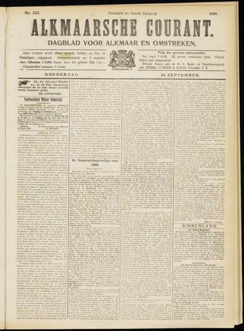 Alkmaarsche Courant 1908-09-24