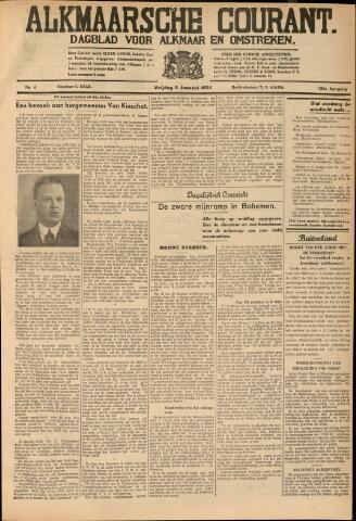 Alkmaarsche Courant 1934-01-05