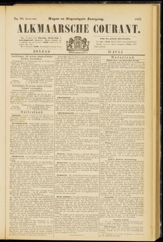 Alkmaarsche Courant 1897-07-25