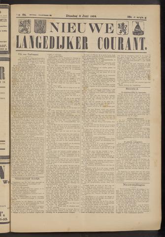Nieuwe Langedijker Courant 1924-06-03