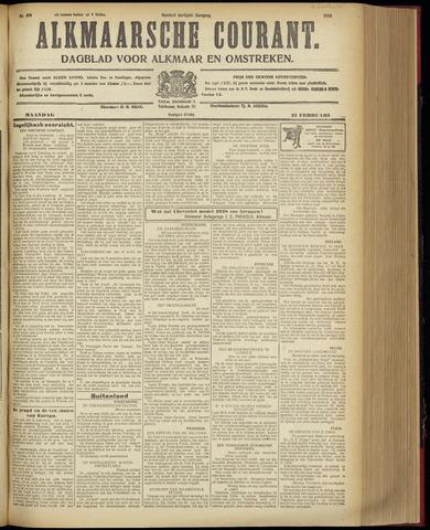 Alkmaarsche Courant 1928-02-27