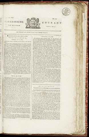 Alkmaarsche Courant 1821-05-28
