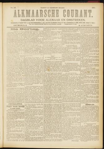 Alkmaarsche Courant 1917-08-16