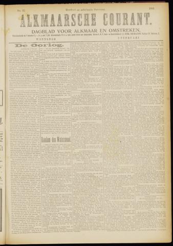 Alkmaarsche Courant 1916-02-02