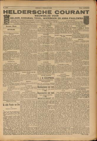 Heldersche Courant 1926-02-02