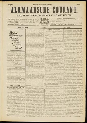 Alkmaarsche Courant 1910-07-06