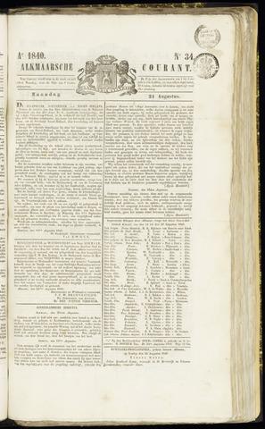 Alkmaarsche Courant 1840-08-24