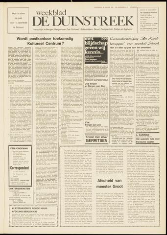 De Duinstreek 1969-01-16