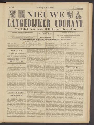 Nieuwe Langedijker Courant 1893-05-07