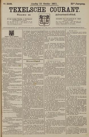 Texelsche Courant 1911-10-15