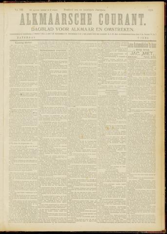 Alkmaarsche Courant 1919-06-07
