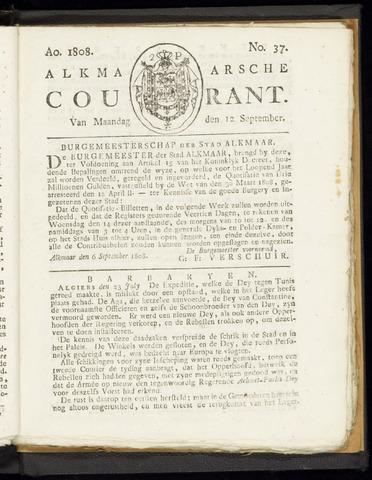 Alkmaarsche Courant 1808-09-12