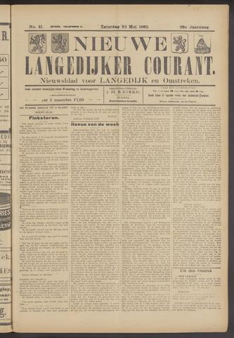 Nieuwe Langedijker Courant 1920-05-22