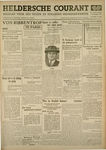 Heldersche Courant 1938-12-06