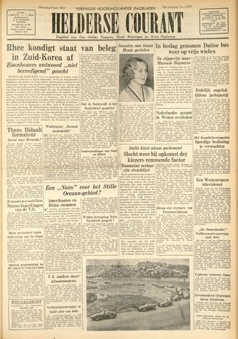 Heldersche Courant 1953-06-08