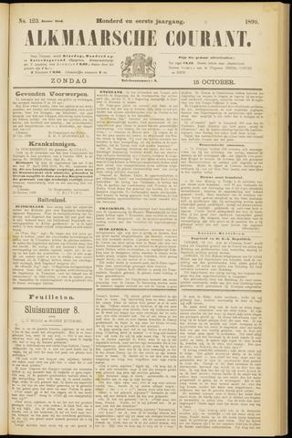 Alkmaarsche Courant 1899-10-15