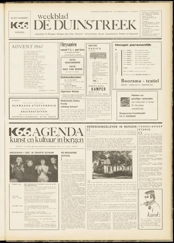 De Duinstreek 1967-11-30