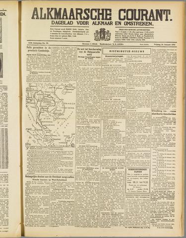Alkmaarsche Courant 1941-01-24