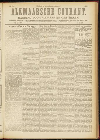 Alkmaarsche Courant 1917-05-11
