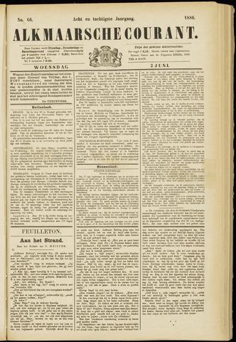 Alkmaarsche Courant 1886-06-02